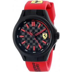 Buy Scuderia Ferrari Men's Watch Pit Crew 0840003