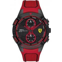 Buy Scuderia Ferrari Men's Watch Apex FER0830639 Multifunction