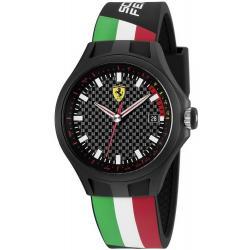 Buy Scuderia Ferrari Men's Watch Pit Crew 0830131