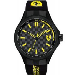 Buy Scuderia Ferrari Men's Watch Pit Crew 0830158