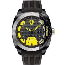 Scuderia Ferrari Men's Watch Aerodinamico 0830204