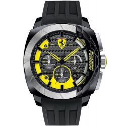 Scuderia Ferrari Men's Watch Aerodinamico Chrono 0830206