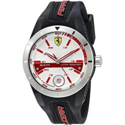 Scuderia Ferrari Men's Watch RedRev 0830250