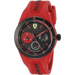 Scuderia Ferrari Men's Watch RedRev 0830258