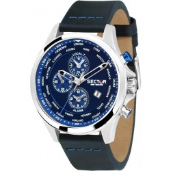 Sector Men's Watch 180 R3251180023 Quartz Chronograph