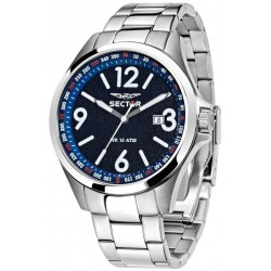 Sector Men's Watch 180 R3253180002 Quartz