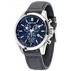 Sector Men's Watch 180 R3271690014 Quartz Chronograph