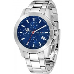 Sector Men's Watch 480 R3273797004 Quartz Chronograph