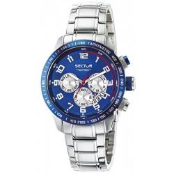 Sector Men's Watch 850 R3273975001 Quartz Chronograph