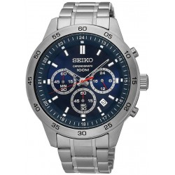 Seiko Men's Watch Neo Sport SKS517P1 Chronograph Quartz
