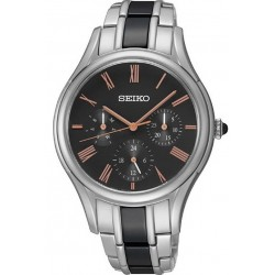 Seiko Ladies Watch SKY719P1 Quartz Multifunction