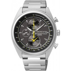 Seiko Men's Watch Neo Sport SNDF85P1 Quartz Chronograph