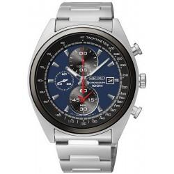 Seiko Men's Watch SNDF89P1 Quartz Chronograph