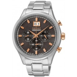 Seiko Men's Watch Neo Sport SPC151P1 Chronograph Quartz