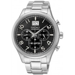 Seiko Men's Watch Neo Sport SPC153P1 Chronograph Quartz
