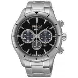 Seiko Men's Watch Neo Sport SRW035P1 Chronograph Quartz