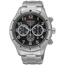 Seiko Men's Watch Neo Sport SRW037P1 Chronograph Quartz