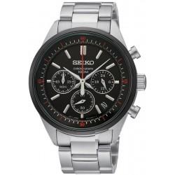 Seiko Men's Watch SSB063P1 Chronograph Quartz