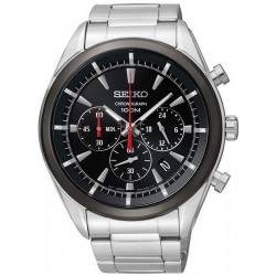 Seiko Men's Watch Neo Sport SSB089P1 Chronograph Quartz