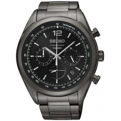 Seiko Men's Watch Neo Sport SSB093P1 Chronograph Quartz