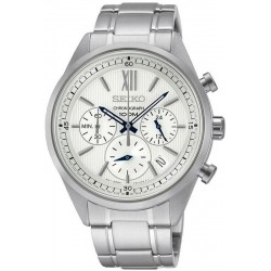 Seiko Men's Watch Neo Sport SSB153P1 Chronograph Quartz