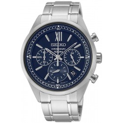 Seiko Men's Watch Neo Sport SSB155P1 Chronograph Quartz