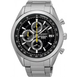 Seiko Men's Watch Neo Sport SSB175P1 Chronograph Quartz