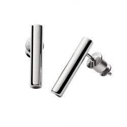 Buy Skagen Ladies Earrings Tube SKJ0891040