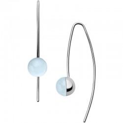 Buy Skagen Ladies Earrings Sea Glass SKJ0967040