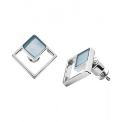 Buy Skagen Ladies Earrings Agnethe SKJ1181040