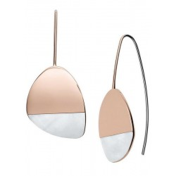 Buy Skagen Ladies Earrings Agnethe SKJ1298998 Mother of Pearl