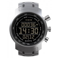 Buy Suunto Elementum Terra Steel Men's Watch SS014521000