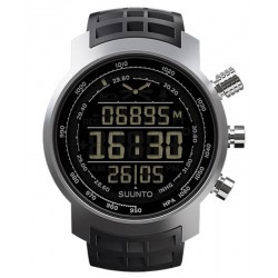 Suunto Elementum Terra Black Rubber / Dark Display Men's Watch SS014522000
