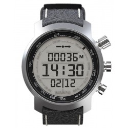 Suunto Elementum Terra Black Leather Men's Watch SS014523000