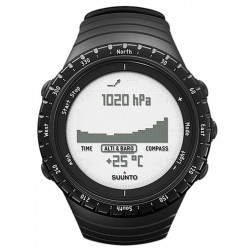 Buy Suunto Core Regular Black Men's Watch SS014809000