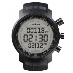 Suunto Elementum Terra Black Rubber / Light Display Men's Watch SS018732000