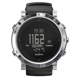 Suunto Core Brushed Steel Men's Watch SS020339000
