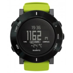 Suunto Core Lime Crush Men's Watch SS020693000