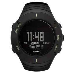 Suunto Core Ultimate Black Men's Watch SS021371000