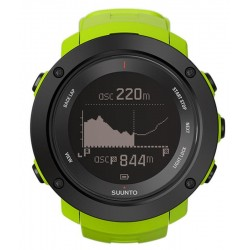 Suunto Ambit3 Vertical Lime Men's Watch SS021971000