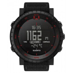 Suunto Core Black Red Men's Watch SS023158000