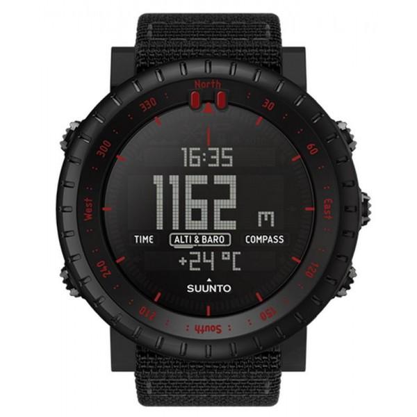Buy Suunto Core Black Red Men's Watch SS023158000