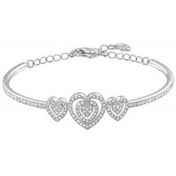 Buy Swarovski Ladies Bracelet Carol 5118703 Heart
