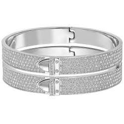 Buy Swarovski Ladies Bracelet Distinct Wide 5160571