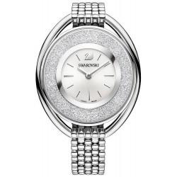 Swarovski Ladies Watch Crystalline Oval White 5181008