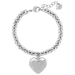 Swarovski Ladies Bracelet Even 5190063 Heart