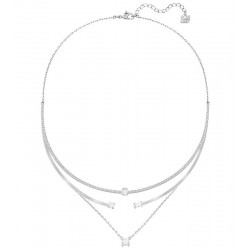 Swarovski Ladies Necklace Gray 5272360