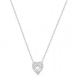 Swarovski Ladies Necklace Sparkling Dance Heart 5272365