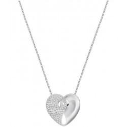Swarovski Ladies Necklace Guardian Medium 5279155 Heart