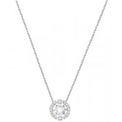Swarovski Ladies Necklace Sparkling Dance Round 5286137